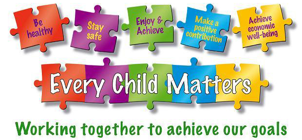 Every Child Matters Logo